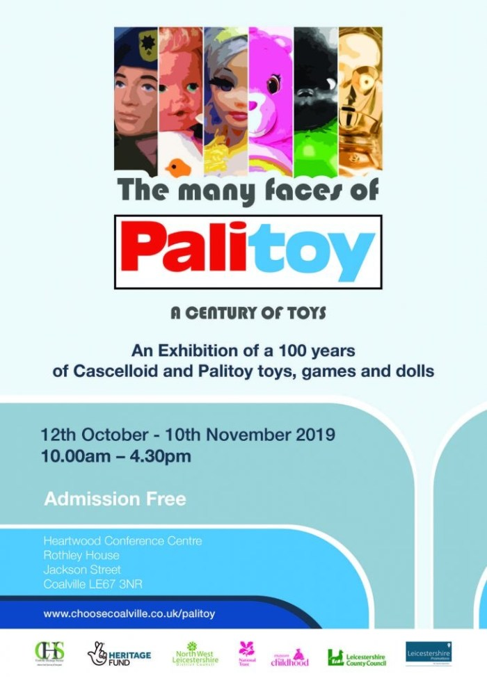 The Many Faces of Palitoy Exhibition