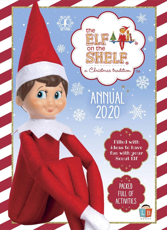 Elf on the Shelf Annual 2020