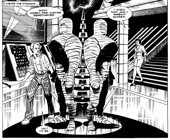 Doctor Who: Ground Zero - The Curse of the Scarab