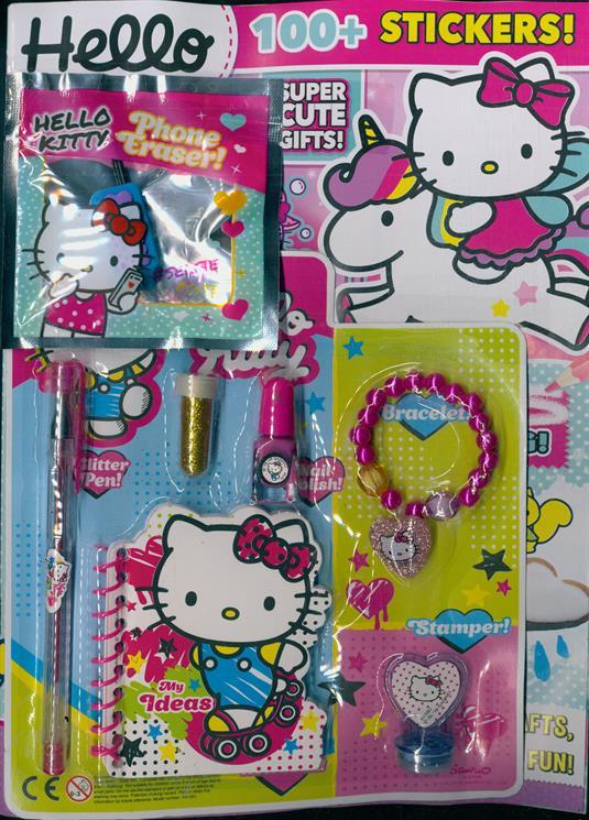 Hello Kitty Magazine 121