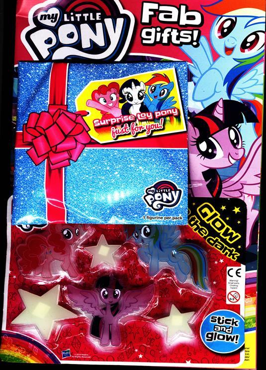 My Little Pony magazine Issue 115