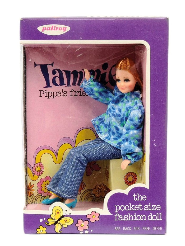 Palitoy's friend of their Pippa doll, Tammi, could be worth more than you think. Vectis sold this boxed figure sold for £130 back in 2015