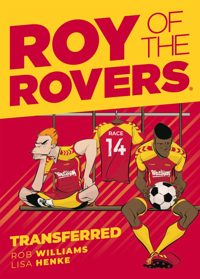 Roy of the Rovers: Transferred