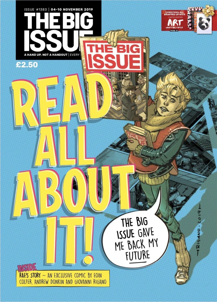 The Big Issue 1383 - Cover