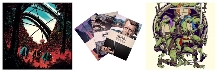 Vice Press Posters and Notebooks -2019