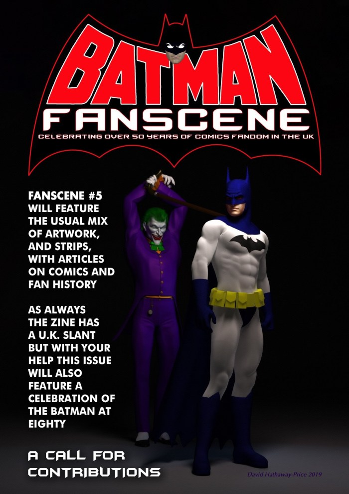 Fanscene Issue 5 Promotion