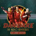Dan Dare Audio Adventures - 21st Century Spaceman - Promotional Image