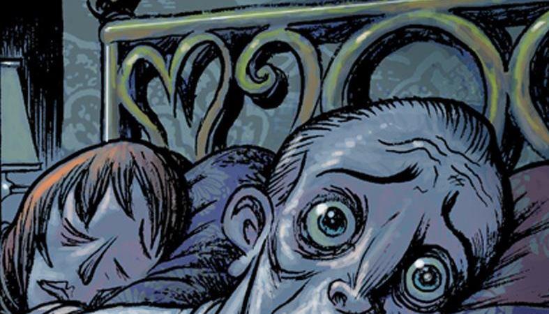 Coming Up: An Evening Of Creepy Comics at London's Cartoon Museum