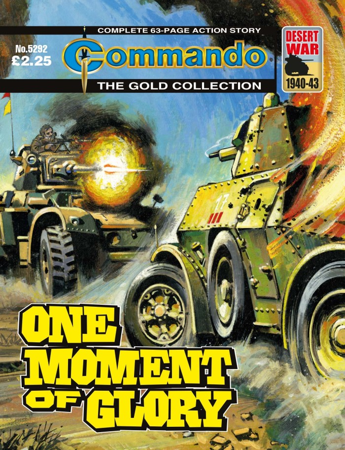 Commando 5292: Gold Collection: One Moment of Glory