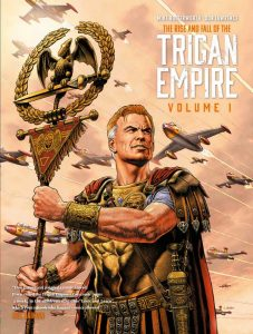 The Rise and Fall of the Trigan Empire Special Edition cover by Chris Weston