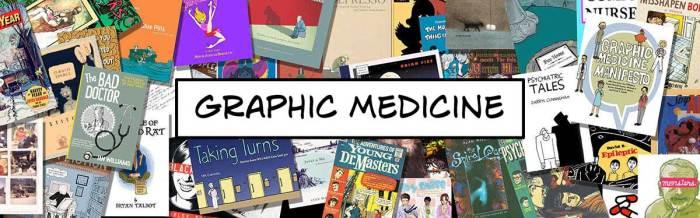 Graphic Medicine Banner