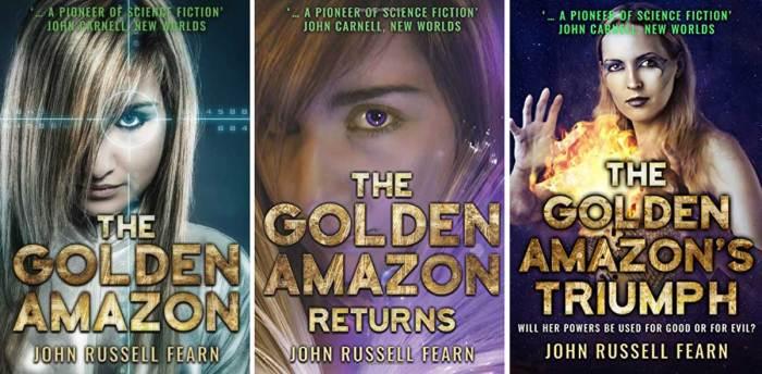Golden Amazon by John Russell Fearn