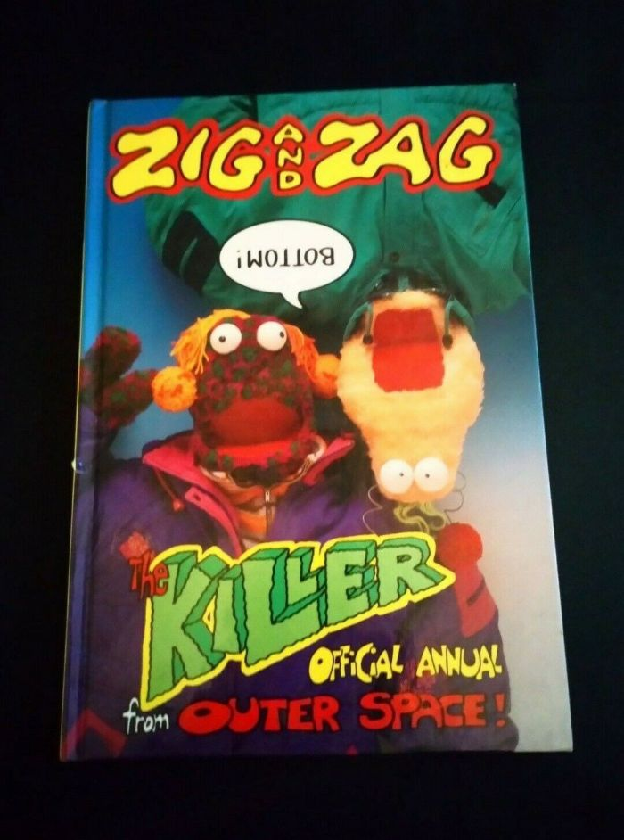 Zig and Zag Annual 1994