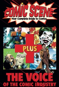 ComicScene - Your Complete Guide to Comics Graphic