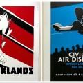 Brooklands Limited Edition Screenprints by John Patrick Reynolds
