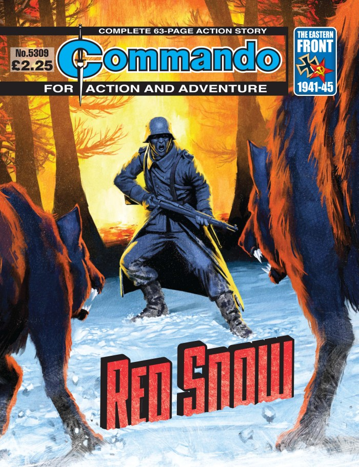 Commando 5309 - Action and Adventure: Red Snow