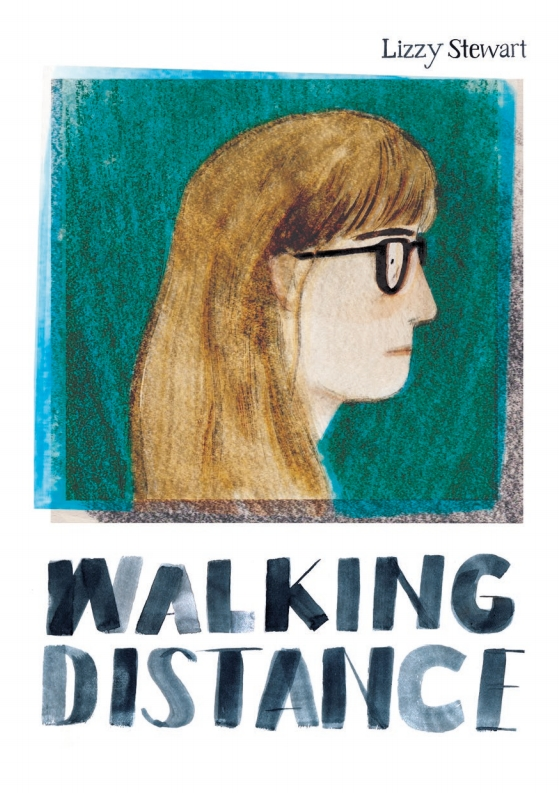 Walking Distance, by Lizzy Stewart - Cover