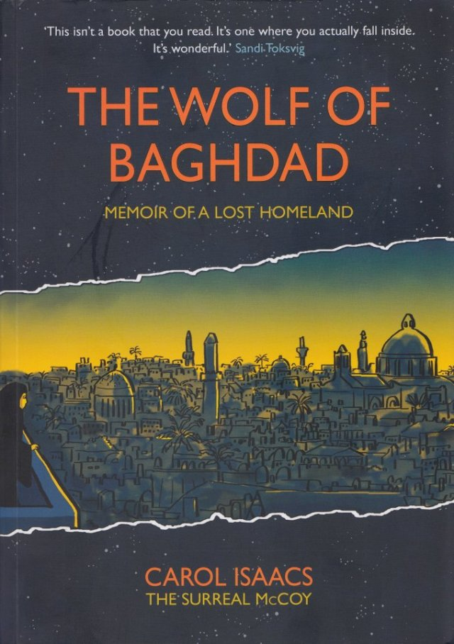 The Wolf of Baghdad by Carol Isaacs/ The Surreal McCoy