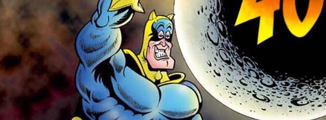 Happy Birthday, Bananaman! Co-Creator Steve Bright Celebrates 40 Years of the hapless superhero