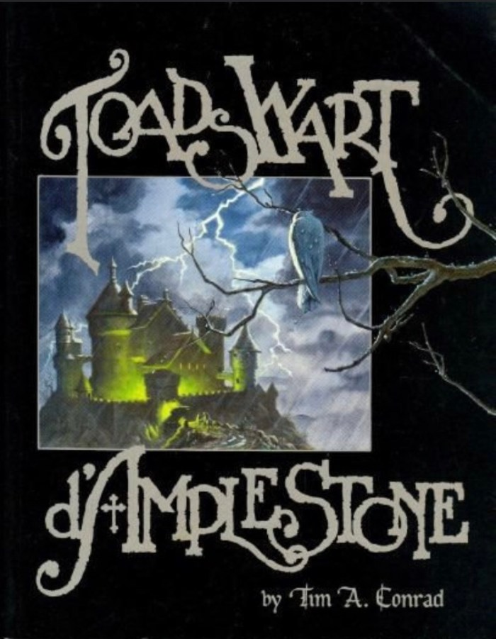 Toadswart D'Amplestone by Tim Conrad
