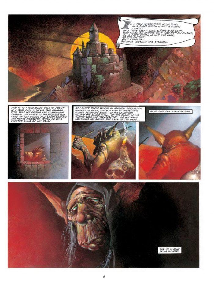 Sláine: The Horned God – Collector's Edition