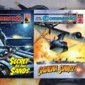 Commando Issues 5315-5318 Montage