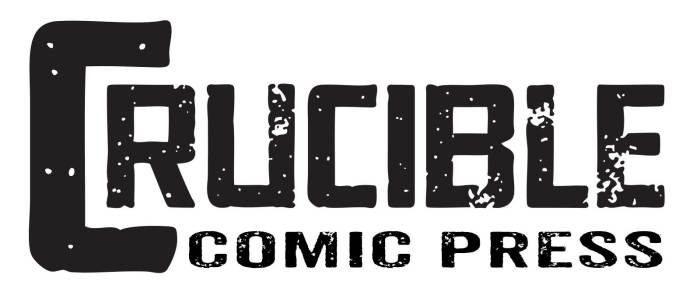Crucible Comics Press - 2020 Logo