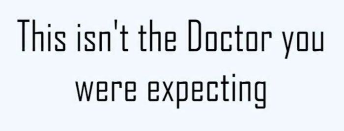 The Doctor Who Chronicles