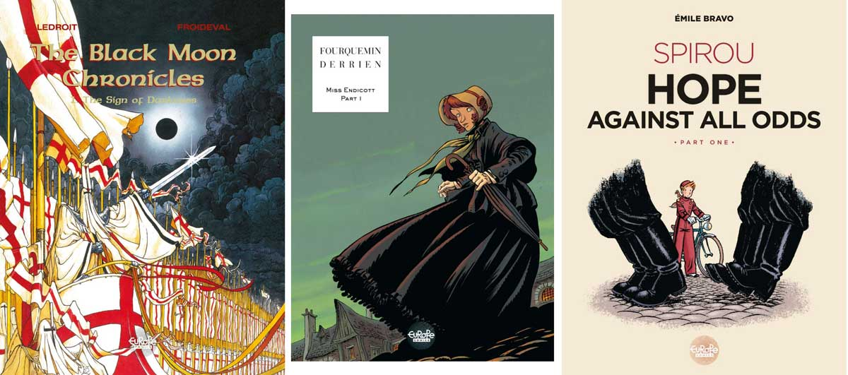Comics in Crisis? Why not take Inspiration from Europe?