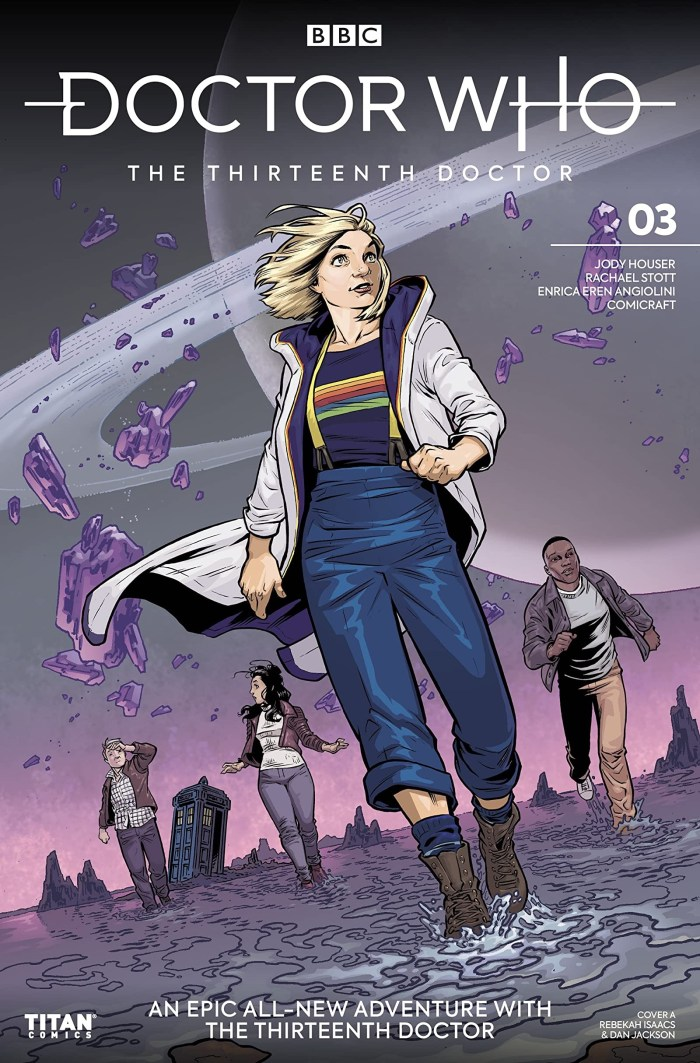 Doctor Who The Thirteenth Doctor #3