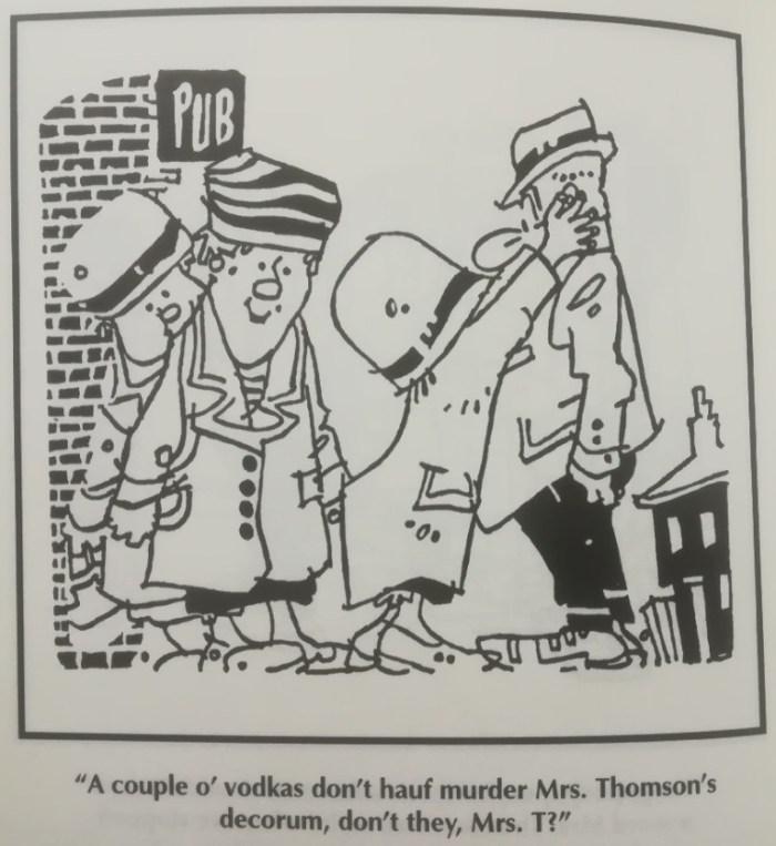 Cartoon by Bud Neill