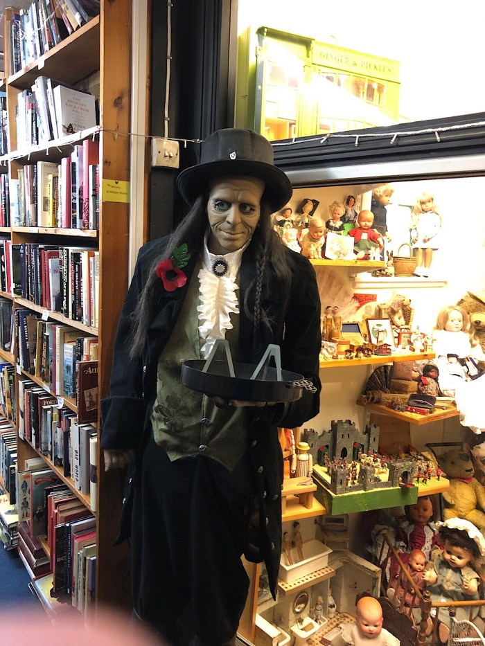 Strange and wonderful things await in The Petersfield Bookshop. Visit it when things improve, for now visit their web site