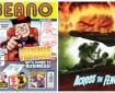 British Mainstream Comics Montage - April 2020