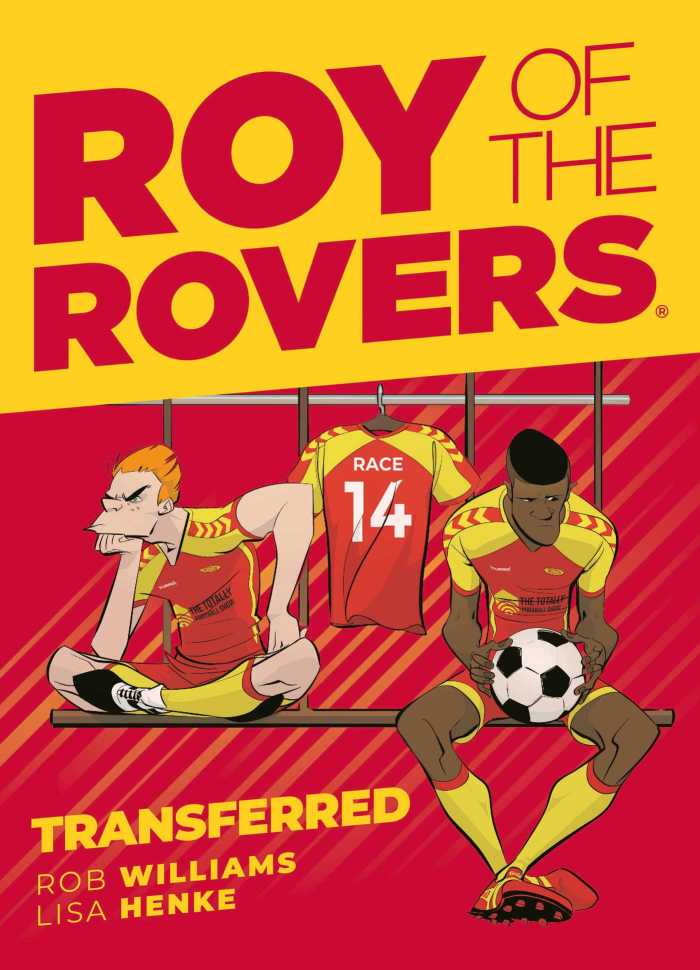Roy of the Rovers - Transferred