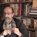 Quique Alcatena in his study