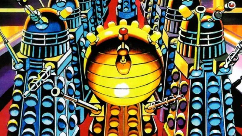 "Past Comic Pitches: Reviving ""The Daleks"" from TV Century 21"