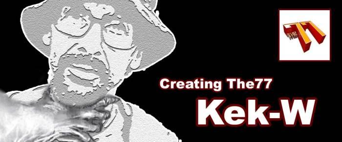 Meet The77: Writer Kek-W