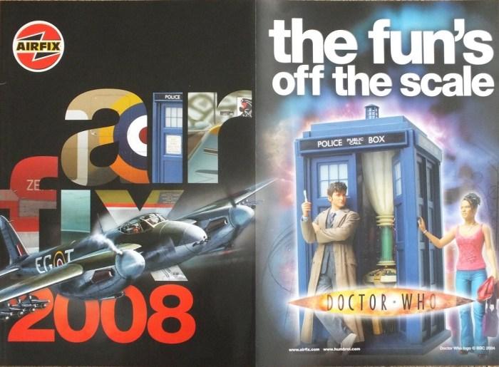 Airfix 2008 Catalogue