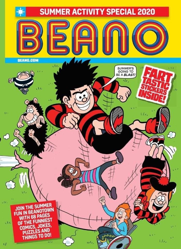 Beano Summer Special 2020