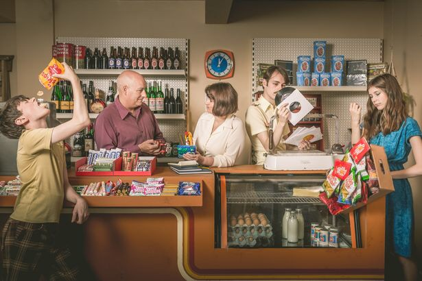 Back in Time for the Corner Shop. Image: Image: BBC/Wall to Wall Media Ltd/Paul Husband