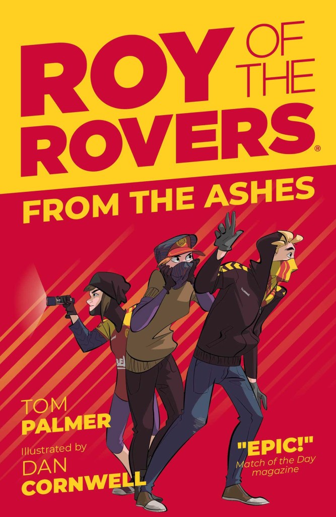 Roy of the Rovers - From the Ashes
