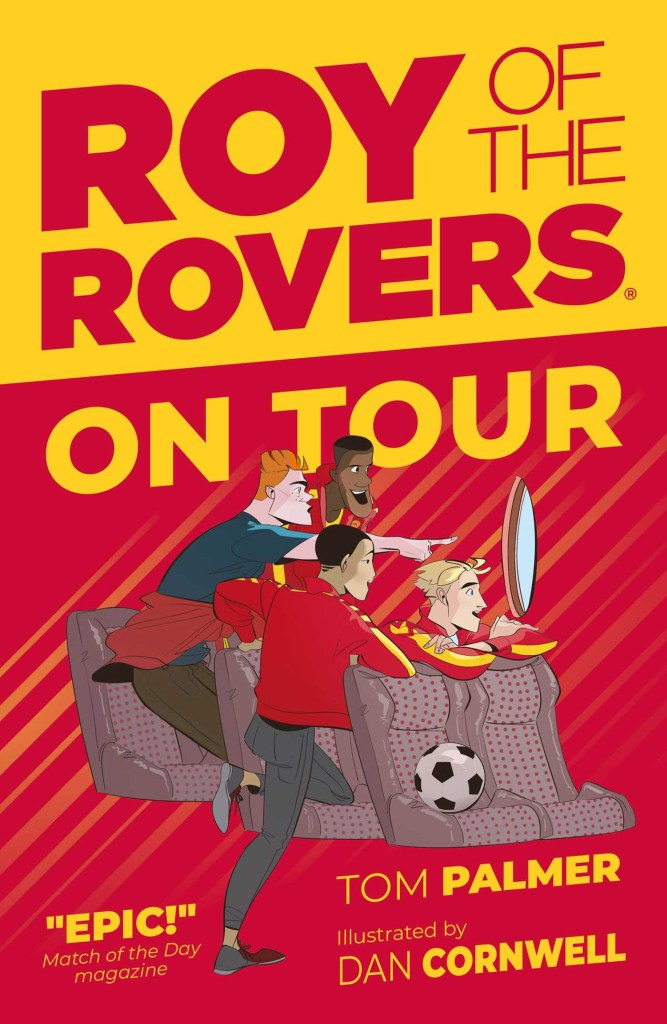 Roy of the Rovers - On Tour