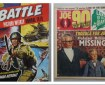 Phil-Comics Auction Montage - May 2020