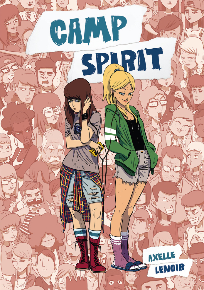 Camp Spirit Graphic Novel