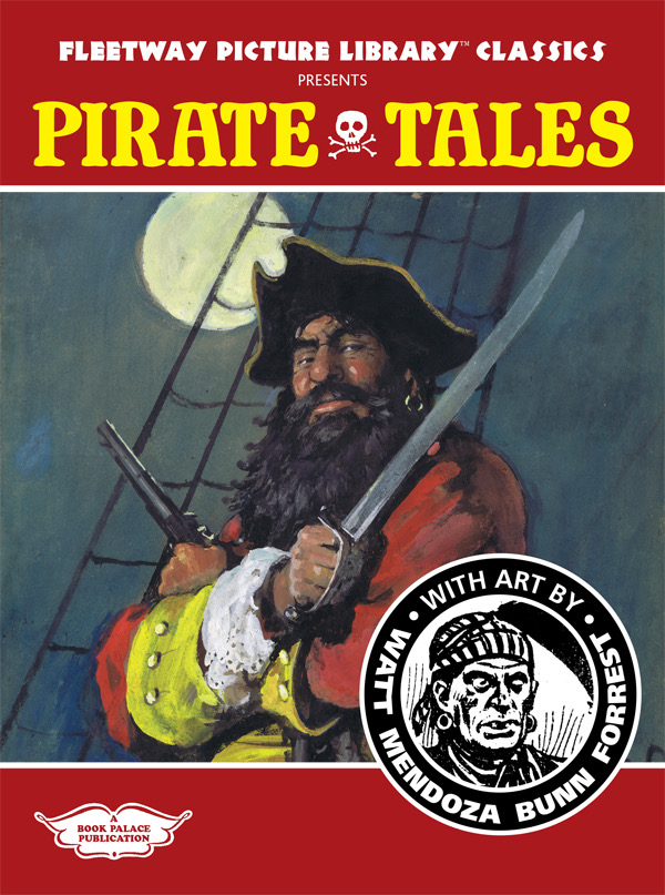 Fleetway Picture Library Classics: Pirate Tales
