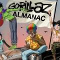 Gorillaz ALMANAC Cover SNIP