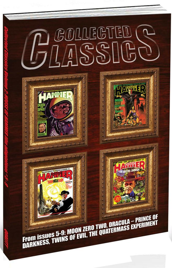 House of Hammer Collected Classics - Issues 5 - 9