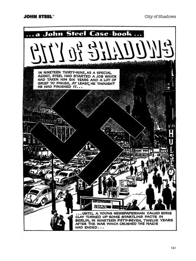 John Steel - City of Shadows