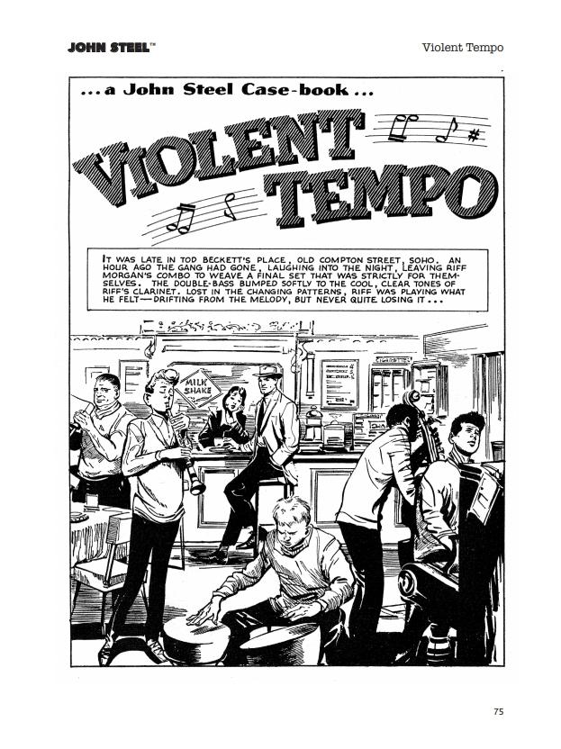 John Steel - Violent Tempo