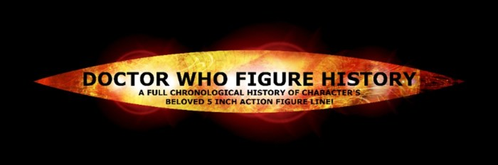 Doctor Who Figure History - Site Banner